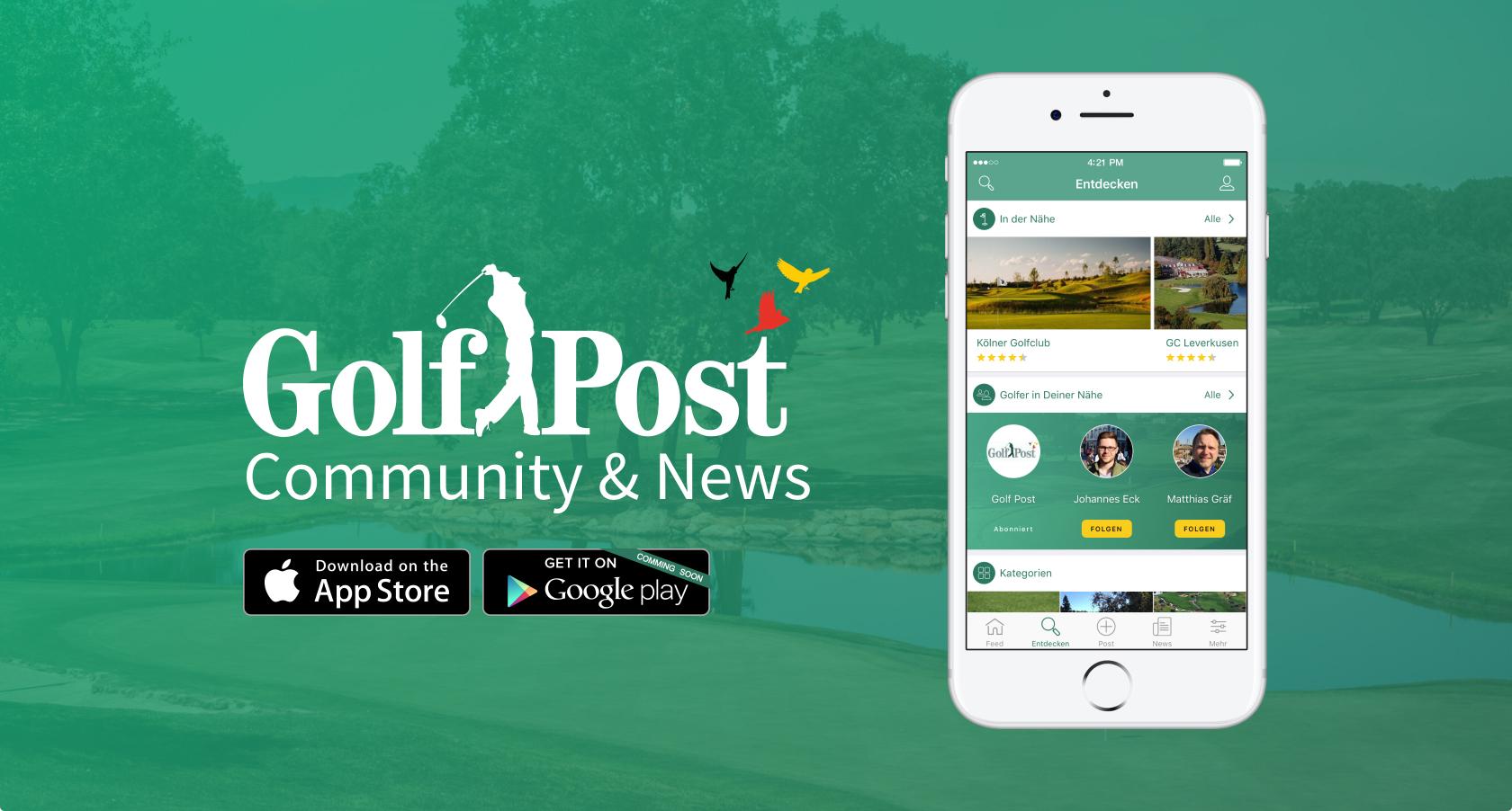 Golf Post App